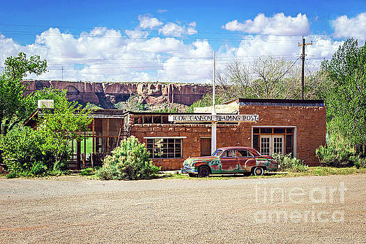 Cow Canyon Trading Post by Joan McCool
