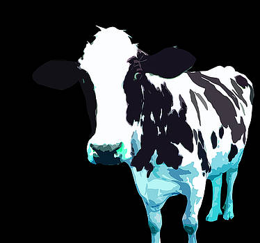 Cow in a Black World by Peter Oconor