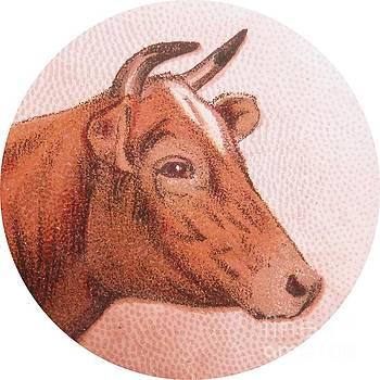 Cow IV by Desiree Warren