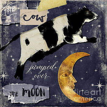 Cow Jumped Over the Moon by Mindy Sommers