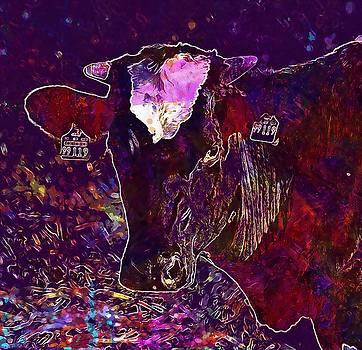 Cow Milk Cow Beef Pasture Animal  by PixBreak Art
