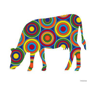 Ron Magnes - Cow