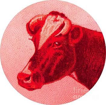 Cow VI by Desiree Warren