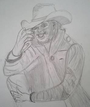 Cowboy by Ann Whitfield