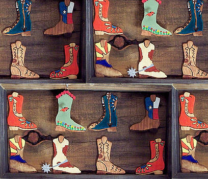 cowboy Boots by Patrick Trotter