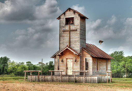 Cowboy Chapel by Lisa Moore