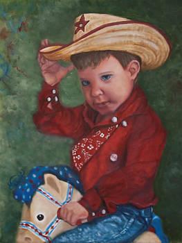Darlene Bell - Cowboy
