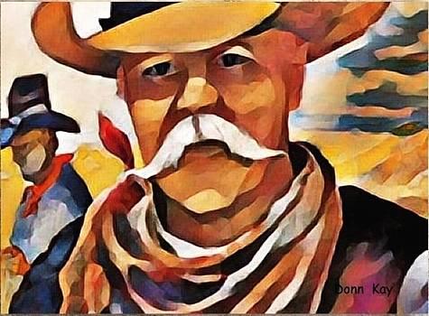 Cowboy by Donn Kay