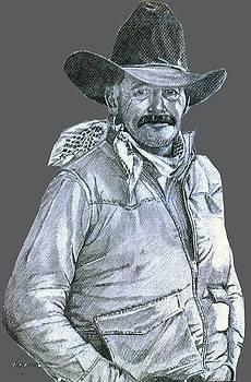 Cowboy by Dwayne Lester