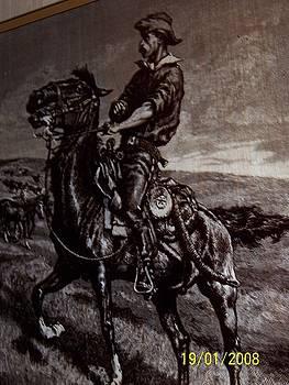 Cowboy by Ericela Bolin