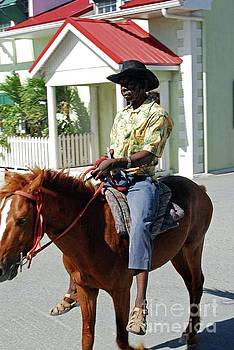 Gary Wonning - Cowboy