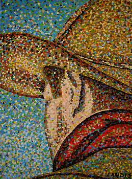 Cowboy I by Denise Landis