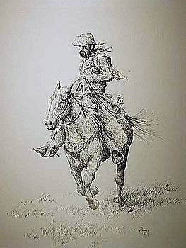 Cowboy by Kevin Heaney