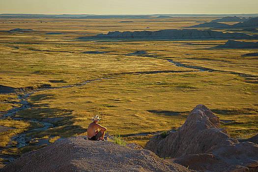 Cowboy Landing by Paki O'Meara