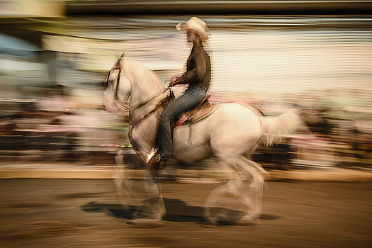 Cowboy by Oscar Gutierrez