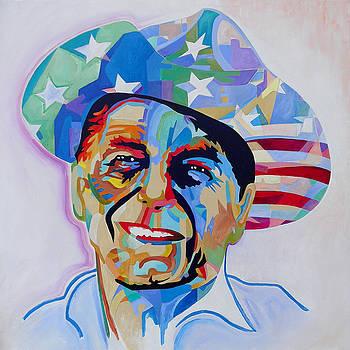Cowboy Reagan by Gray