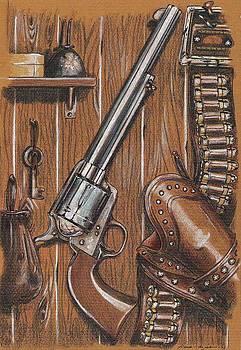 Cowboy s Log by Ricardo dos Reis