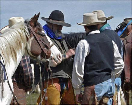 Cowboy Talk by Susie Fisher