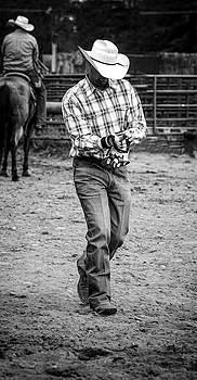 Cowboy Wrangler II by Athena Mckinzie