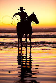 Cowboy by Zarija Pavikevik