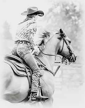 Cowgirl by Athena Mckinzie