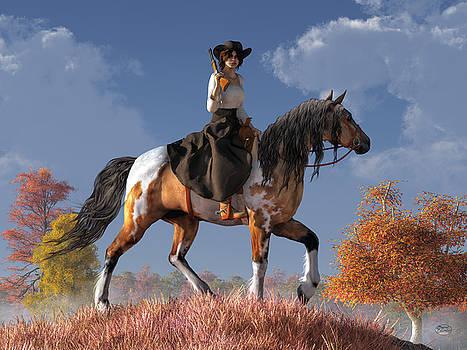 Cowgirl by Daniel Eskridge