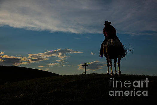 Cowgirl Goodbye 2 by Danny Nestor