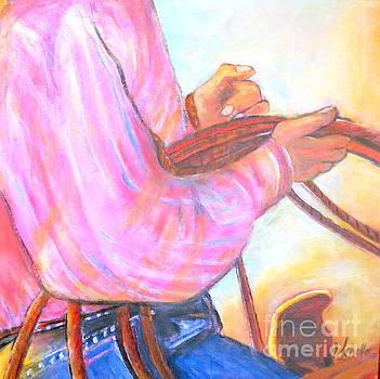 Cowgirl up by Jodie  Scheller