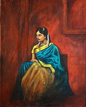 Usha Shantharam - Coy