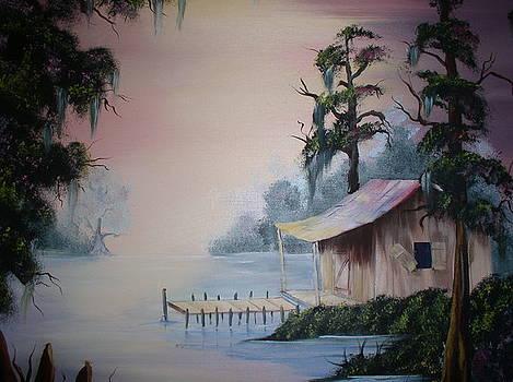Cozy Cabin by Monica Chiasson