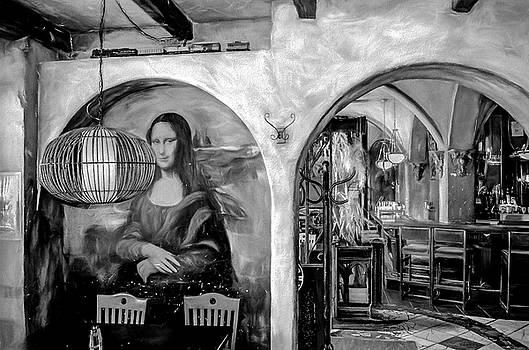 Cozy Cafe by Jeffrey Hamilton