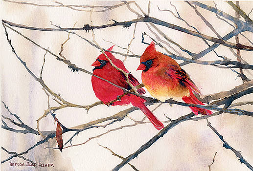 Cozy Couple by Brenda Beck Fisher
