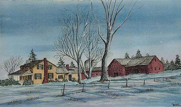 Charlotte Blanchard - Cozy Winter Night