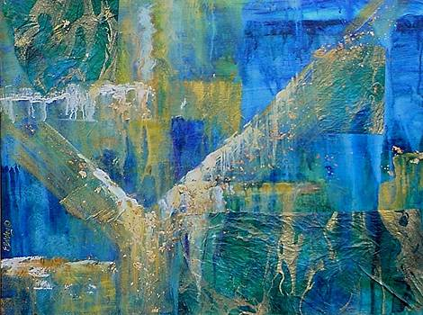 Cponvergence by Elaine Balsley