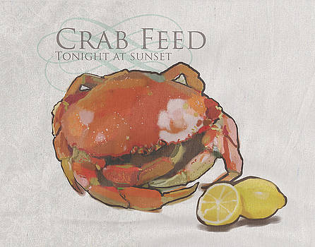 Crab Feed by Brad Burns