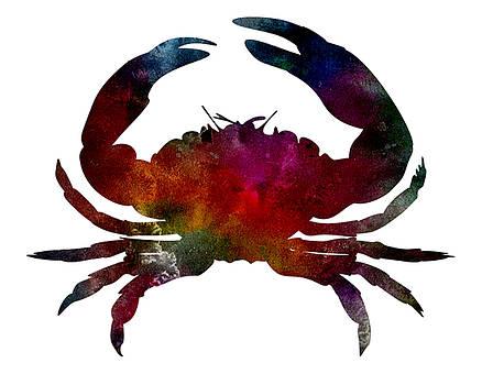 Crab Nebula by Michael Colgate