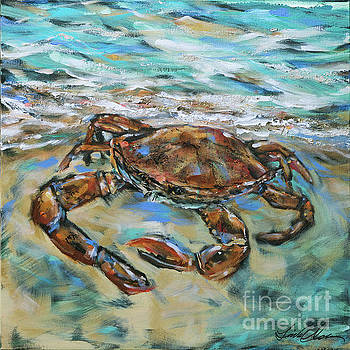 Crab Scurry by Linda Olsen