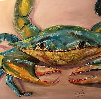 Crabby Pattie by Angela Sullivan