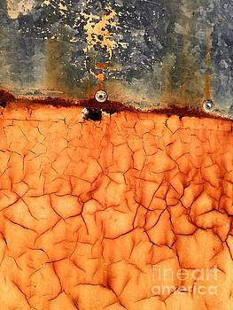 Cracked and Rusted by Dot Lestar Roberts