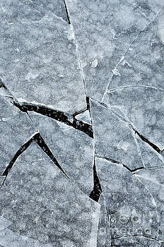 Cracked Ice by Birgit Tyrrell