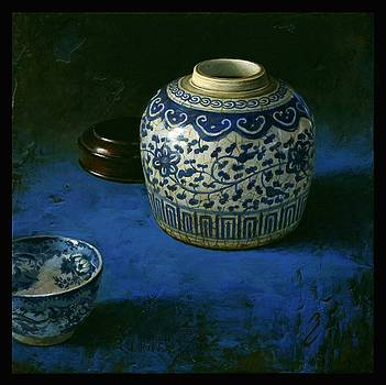 Cracked Pot by Bruno Capolongo