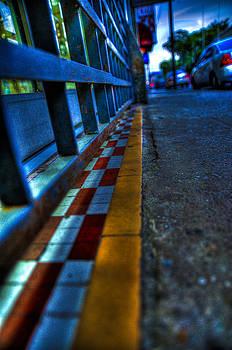 Cracks in the Pavement by Sarita Rampersad