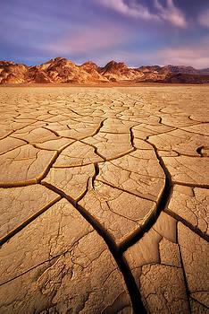 Cracks on Cracks by Nicki Frates