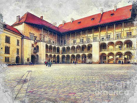 Justyna Jaszke JBJart - Cracow art 17 Wawel