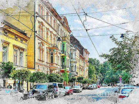 Justyna Jaszke JBJart - Cracow art 16