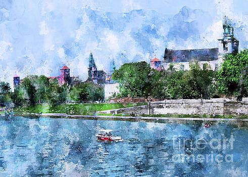 Justyna Jaszke JBJart - Cracow art 20 Wawel