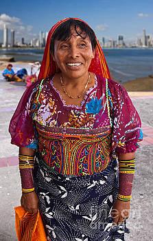 Tatiana Travelways - Craft vendor in Panama City, Panama
