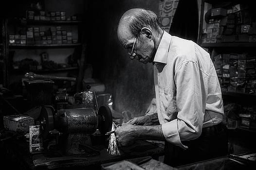 Craftmanship by Michel Verhoef