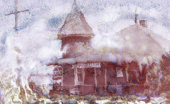 Craigleith Station by Michael Rutland