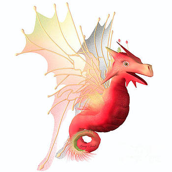 Corey Ford - Cranberry Faerie Dragon
